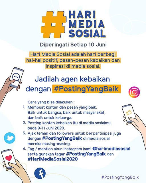 hari media sosial